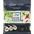 Alga sushi nori Paquete de 11 g Blue Dragon