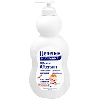 Denenes Aftersun Niños Bote 400 ml