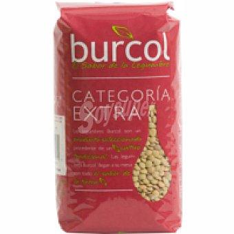 Burcol Lenteja castellana Paquete 1 kg