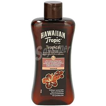 FP00 hawaiian tropic Aceite solar 200 ml