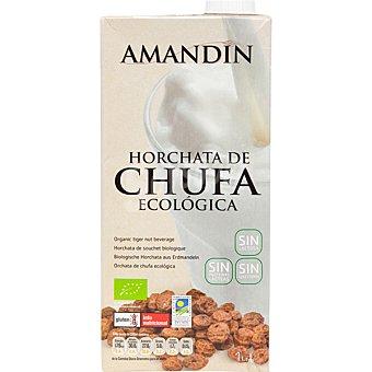 AMANDIN Horchata de chufa ecológica Envase 1 l