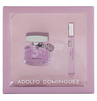 Adolfo Domínguez Lote mujer love live eau toilette 50 ml + vial eau de toilette 10 ml  1 unidad