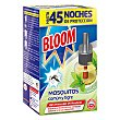 Insecticida eléctrico líquido máxima protección menta Paquete 1 u Bloom