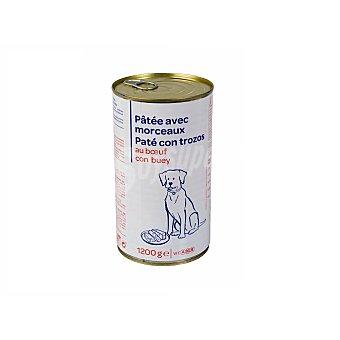 Carrefour Comida Húmeda para Perros de Buey 1200g 1200 g