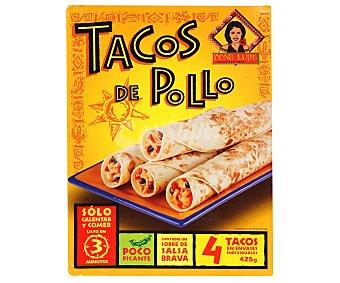 Freisa Tacos de Pollo 425 Gramos