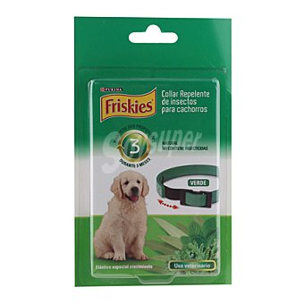 Friskies Purina Collar antiparasitario cachorros Friskies 500 ml