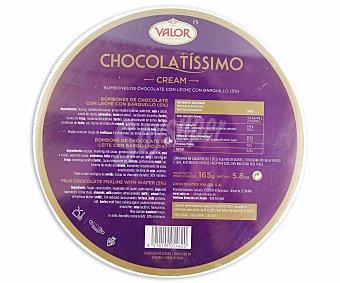 Valor Bombones de chocolate con leche 165 gramos