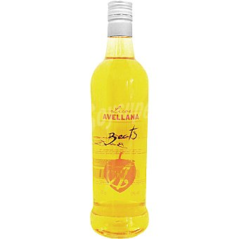 BEAT'S Licor de avellana Botella 70 cl
