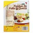 Flautas pollo y queso Paquete 2 u Pinchos Jovi