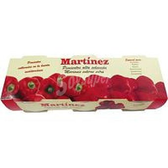 Martinez Martínez Pimiento morrón 3x80g 3x80g