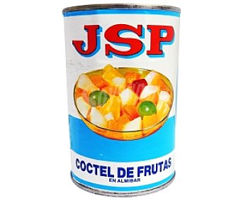 Jsp Cocktail de Frutas en Almíbar 250 Gramos