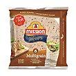Wraps multigrain con semillas de lino 370 g (6 unidades) Mission