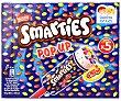 Helado de vainilla con smarties pop up Pack 4 u x 80 ml Helados Nestlé