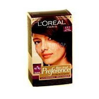 Preference L'Oréal Paris Tinte Castano Uv1