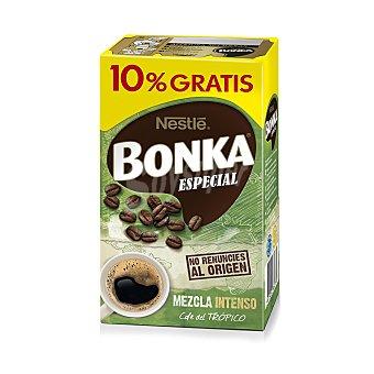 Bonka Nestlé Cafe mezcla molido especial Paquete 250 gr