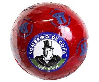 Sombrero de Copa Queso edam de bola 810 gramos aproximados