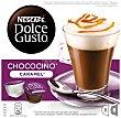 Choco caramel  16 cápsulas Dolce Gusto Nescafé