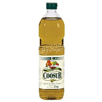 Coosur Aceite de oliva virgen cocina mediterranea botella 1 lt Botella 1 lt