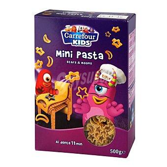 Carrefour Kids Mini pasta estrellas y lunas para niños 500 g