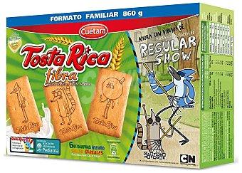 Cuétara Tosta Rica Fibra Caja 860 g