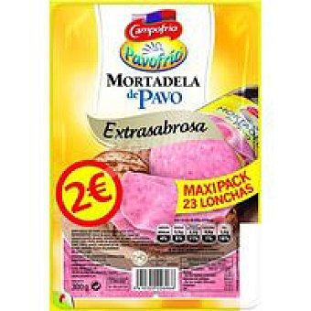 Campofrío Mortadela de pavo Bandeja 300 g