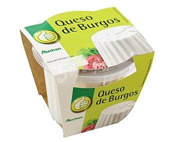 Productos Económicos Alcampo Queso fresco de burgos Tarrina de 250 gramos
