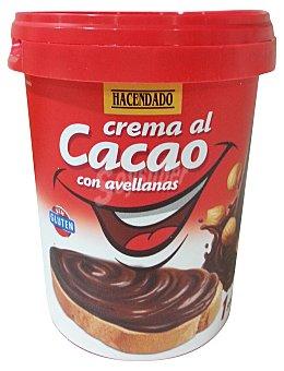 Hacendado Crema cacao 1 sabor Bote 500 g