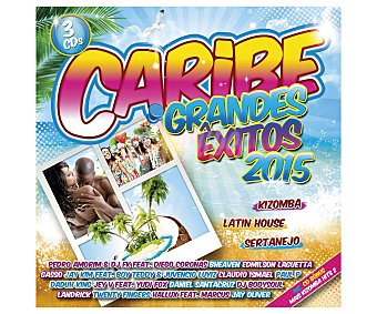 Caribe 2015 2Cd 1 Unidad