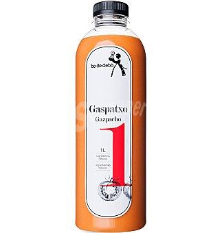 Bo de Debò Gazpacho hecho con ingredientes frescos y aceite de oliva virgen extra Botella 1 l