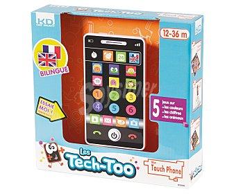 CEFA Teléfono infantil con funciones Tech Too 1 Unidad