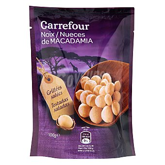 Carrefour Nueces de Macadamia 100 g
