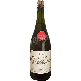 Valle oro Vino blanco espumoso DO Valle de la Orotava Botella 75 cl