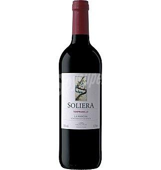 SOLIERA V.mancha tinto 75 CL