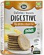 Galleta Digestive sin gluten bio Caja 360 g Santiveri
