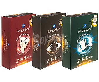 CIFE iMagicBox Caja de magia iMagicBox edición mini, Cartomagia, Magia general, o mentalismo CIFE.