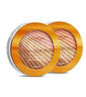 L'Oréal Polvo maquillaje glamour bronzé 201 1 ud