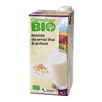 Carrefour Bio Bebida Quinoa de Arroz 1 l