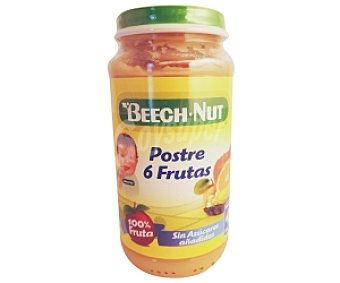Beech-Nut Compota frutas variedad Pack 2x130 gr