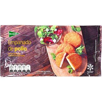 El Corte Inglés Empanado de pollo estuche 300 g