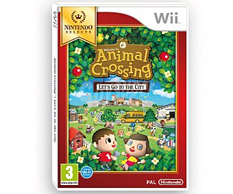 SIMULACIÓN Animal Crossing Wii 1u 1u