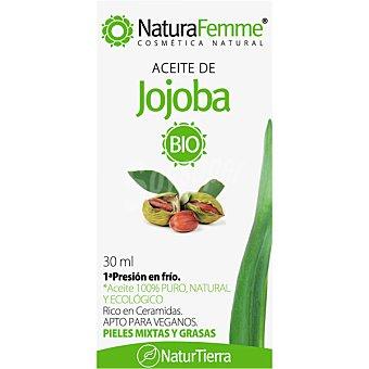 YNSADIET NaturaFemme aceite de jojoba Bio pieles mixtas y grasas  envase 30 ml