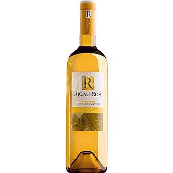 Rigau Ros Vino blanco chardonnay D.O. Empordá Botella 75 cl