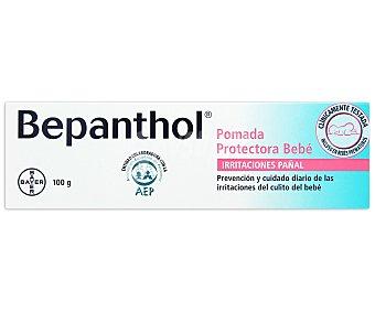 Bepanthol Pomada protectora para irritaciones de pañal Tubo 100 g