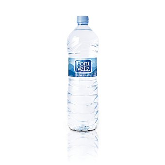 Font Vella Agua mineral natural Botella 1.5 l