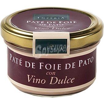 IMPERIA Paté de foie de pato al vino dulce Frasco 90 g