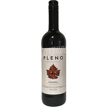 Pleno Vino Tinto Joven D.O. Navarra Botella 75 cl