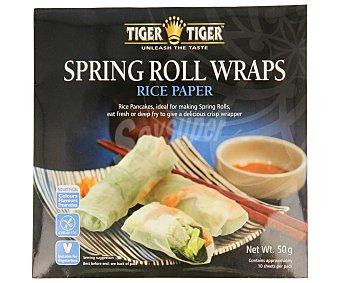 Tiger Wrap Rollito de Primavera Tiger 50 gr