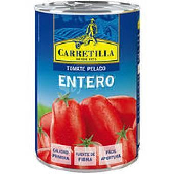 Carretilla Tomate entero pelado Lata 390 g
