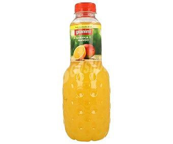 Granini Néctar de naranja-mango Botella 1 litro