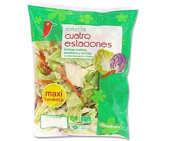Auchan Maxi Ensalada 4 Estaciones Bolsa de 450 Gramos